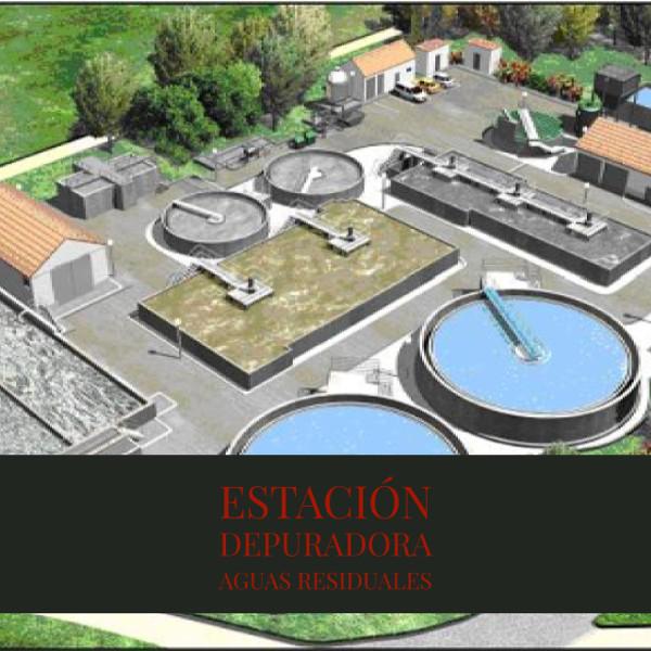 estacion depuradora aguas residuales
